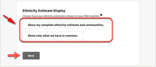 Ancestry DNA 10
